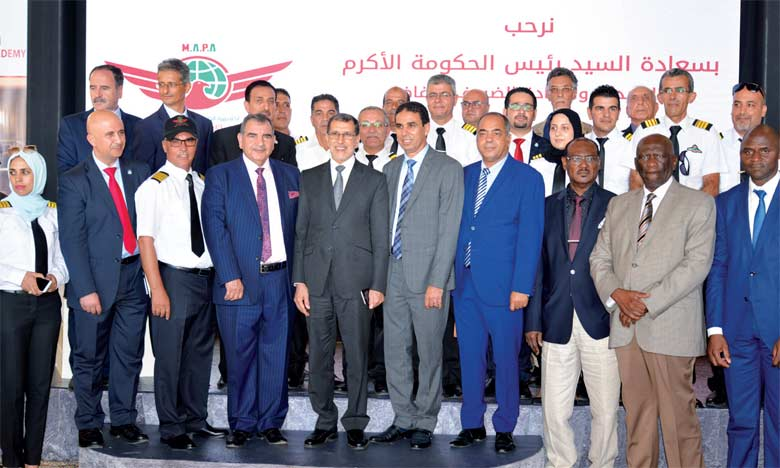 El Othmani Inaugurates Aviation School to Reduce Pilot Shortage