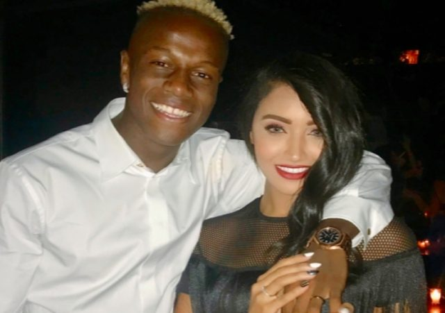 Moroccan Footballer Hamza Mendyl Proposes to Girlfriend in Viral Video