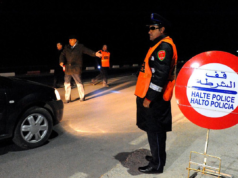 Tangier Deploys Security Barriers to Prevent Irregular Migration