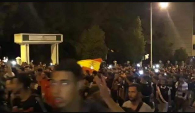 Hundreds of Football Fans March in Tetouan to Condemn Tragic Death of Hayat