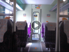 ONCF Gives Regional Trains Modern Interiors