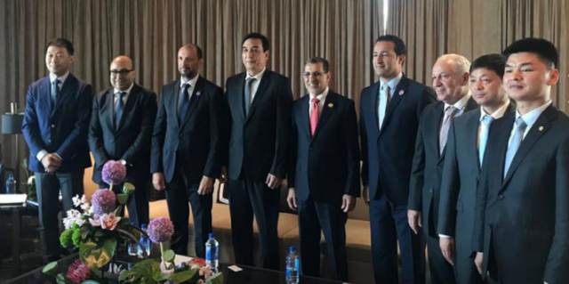 El Othmani Encourages Chinese Businessmen to Invest in Morocco
