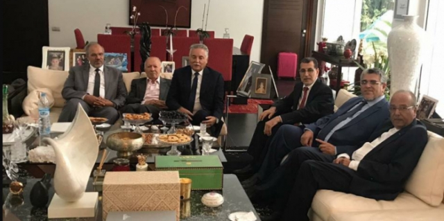 Water Dept. Dissolution: Morocco's PPS, PJD Hold 'Friendly' Meeting
