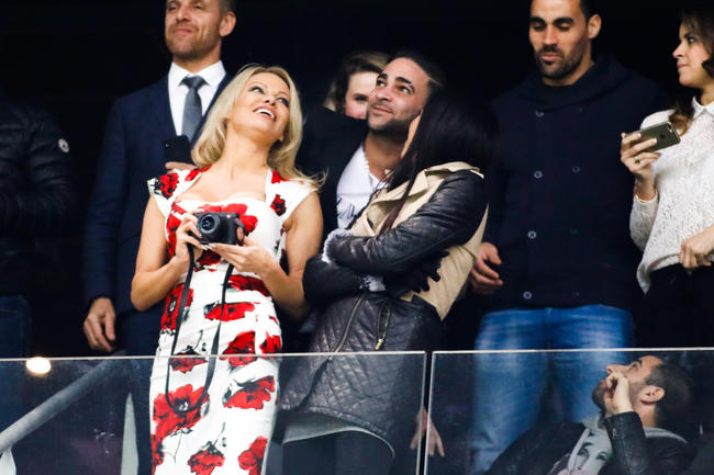 Pamela Anderson Reportedly Breaks up with Morocco's Rami after Proposal