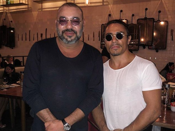 Picture of King Mohammed VI and 'Salt Bae' Goes Viral