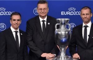 Germany wins 2024 Euro Bid Over Turkey