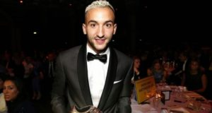 Dutch Media Award Morocco's Hakim Ziyech 'Best Player' in Netherlands