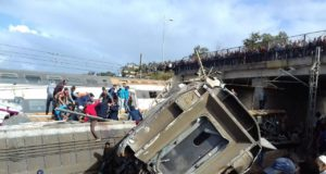 Bouknadel Train Accident: ONCF Removes Train Cars from Railway