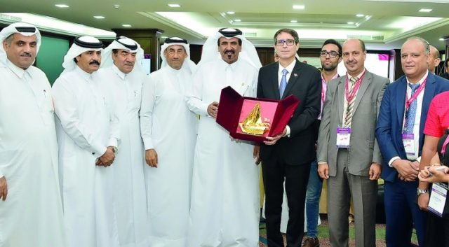 Moroccan Trade Delegation Strengthens Trade Relations in Qatar