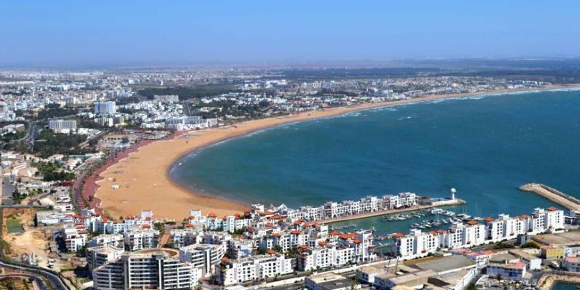 vivre à Agadir