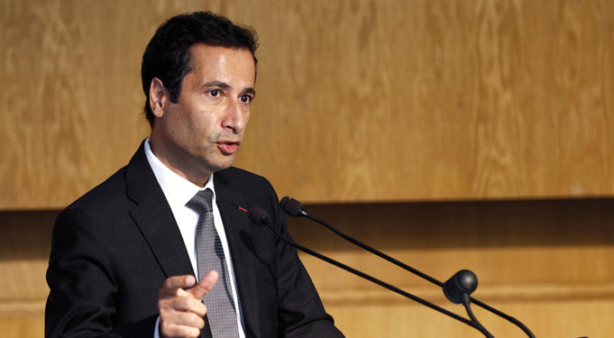 Minister of Economy and Finance Mohamed Benchaaboun.