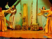 Amazigh troupe theater
