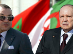 King Mohammed VI Congratulates Algeria on Revolution Day
