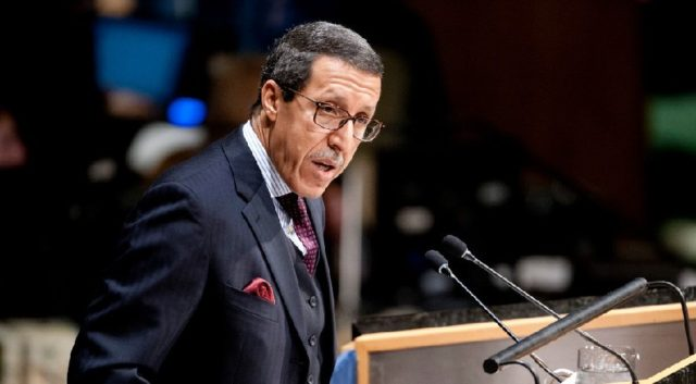Hilale: Western Sahara Should No Longer Be on 4th Committee's Agenda