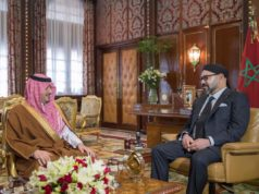 King Mohammed VI, Saudi Prince Discuss Morocco-Saudi Bilateral Bonds