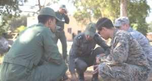 US Marines Train Moroccan Military to De-Mine