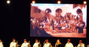 Essaouira festival of Andalusian music