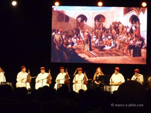 Essaouira festival of Andalusian music