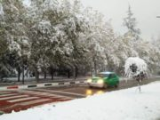 More Stormy Rainfalls, Snow Ahead in Morocco