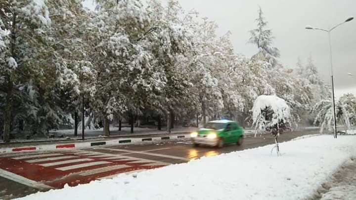 Heavy Rain and Snow Ahead in Morocco Wednesday and Thursday