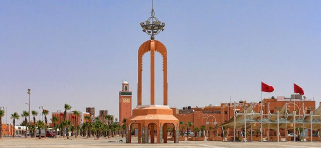 African Ambassadors Praise 'Rapid Transformations' of Morocco's Laayoune
