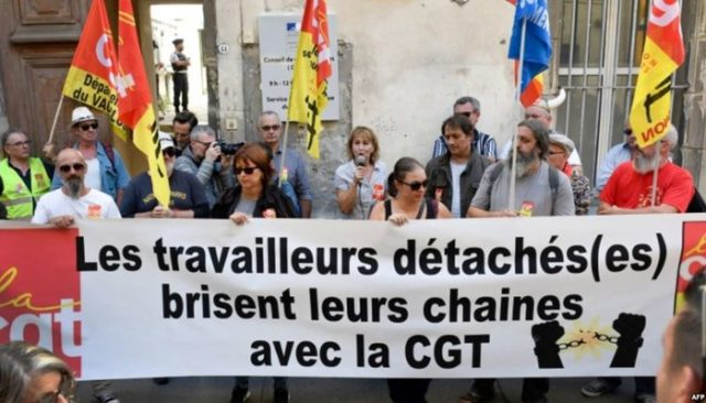 Moroccan Workers Denounce Abusive Spanish Farms in France