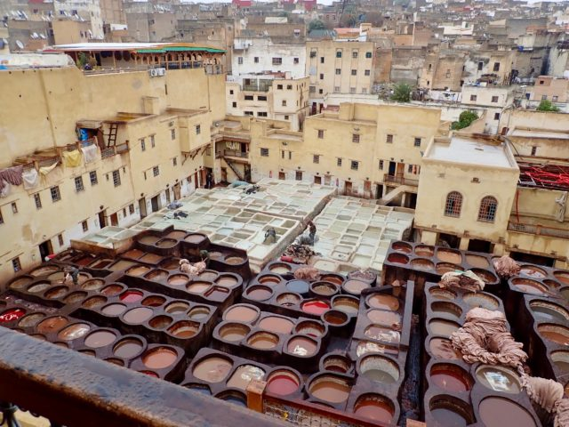 Morocco's Tourism Ministry to Promote Fez as Tourist Destination