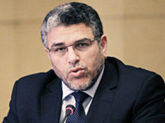 Minister of Human Rights Mustapha Ramid
