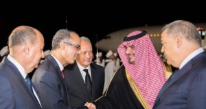 Saudi Interior Minister in Morocco on Official Visit