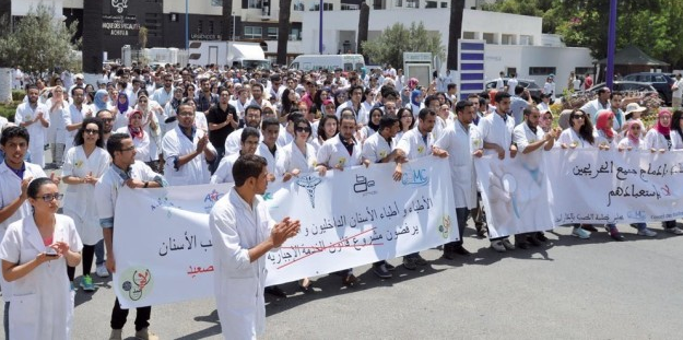 130 Public Doctors Resign in Casablanca