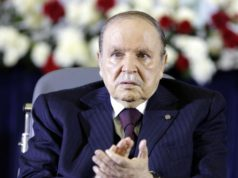 Algeria's Bouteflika Seeks Re-Election to 5th Term in 2019