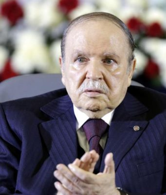 Algeria's Bouteflika to Run for 5th Term