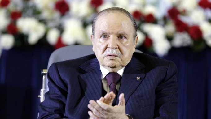 Algeria's Bouteflika to Run for 5th Term