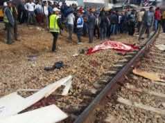 Train Accident Kills 5 Near Morocco's Bouknadel