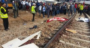 Train Accident Kills 5 Near Morocco's Bouknadel