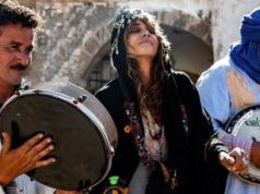American actress Halle Berry and Canadian actor Keanu Reeves are exploring Essaouira while shooting their John Wick series.