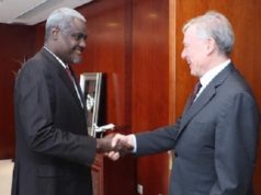 Kohler Meets AU Chairperson to 'Exchange Views' on Western Sahara