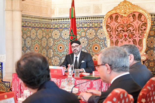 King Mohammed VI Reviews 2019 Finance Bill to Prioritize Education, Health