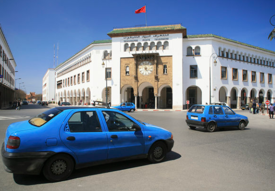 Taxis in Rabat Transport Hospital Patients for Free