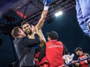 Morocco's Boxing Star Mohammed Rabii Wins 7th Profesional Fight