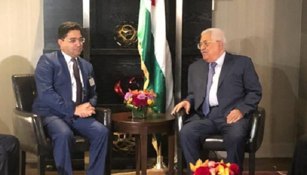 UN: Morocco Renews its Commitment to Palestine