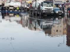 Casablanca Trams Begin Running Again After Floods Caused Delays