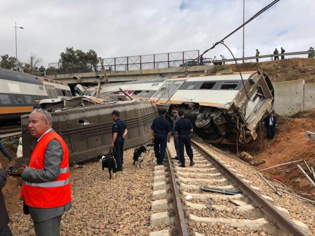 German Embassy Denies Assisting German Citizen in Bouknadel Train Accident