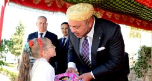 King Mohammed VI's 'One Million Schoolbags Initiative' Benefited 4.365.000 children