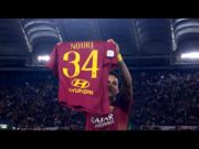 AS Roma's Justin Kluivert Dedicates Goal to Abdelhak Nouri