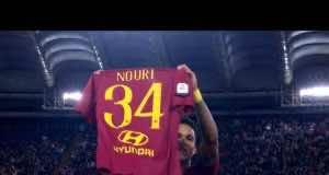 AS Roma's Justin Kluivert Dedicates Goal to Abdelhak Nouri