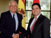 "Josep Borrell pronuncia la conferencia ""El futuro del euro"""