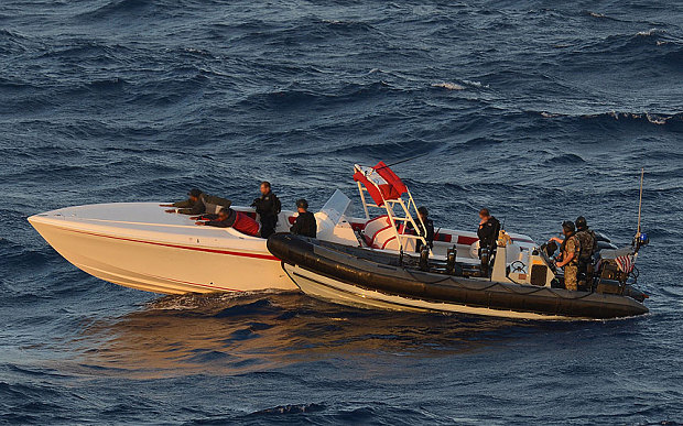 Spain Dismantles Network Smuggling Weapons to Morocco in Speedboats