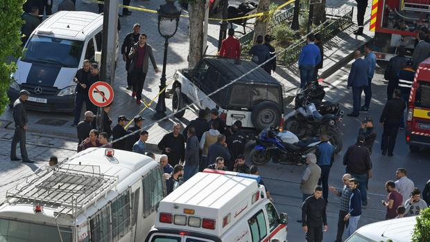 Woman Suicide Bomber Injures 9 in Tunisia