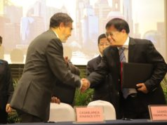 Casablanca Finance City Partners with Shanghai's Lujiazui